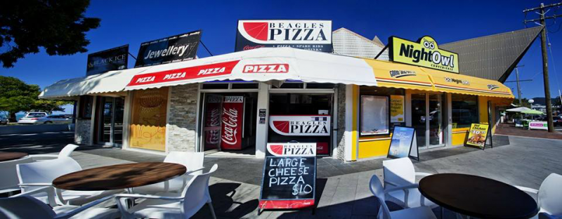 Beagles Pizza - Accommodation Whitsundays