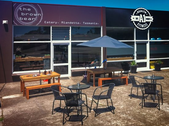 The Brown Bear Eatery - Accommodation Whitsundays