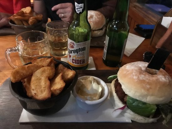 Peppers Cradle Mountain Lodge Tavern Bar  Bistro - Accommodation Whitsundays