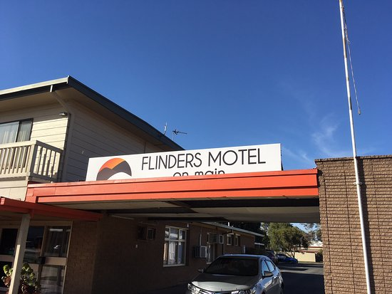 Flinders Motel On Main - Accommodation Whitsundays