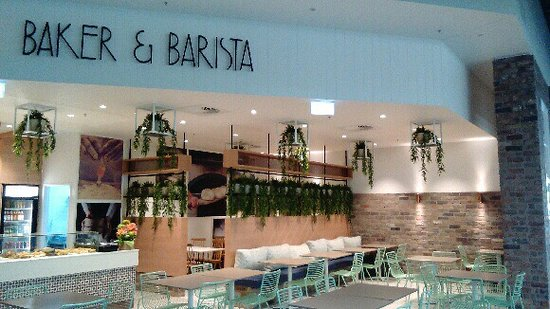 Baker  Barista - Accommodation Whitsundays