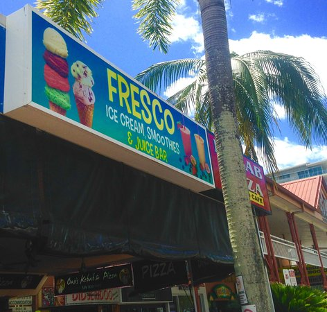 Fresco Ice Cream Smoothies  Juice Bar - Accommodation Whitsundays