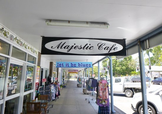 Majestic Cafe - Accommodation Whitsundays
