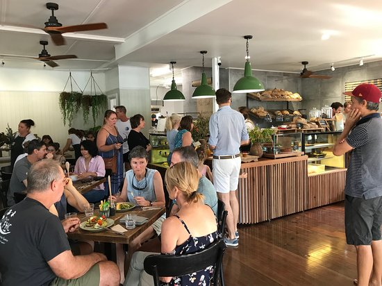 Woodward St Bakery - Accommodation Whitsundays