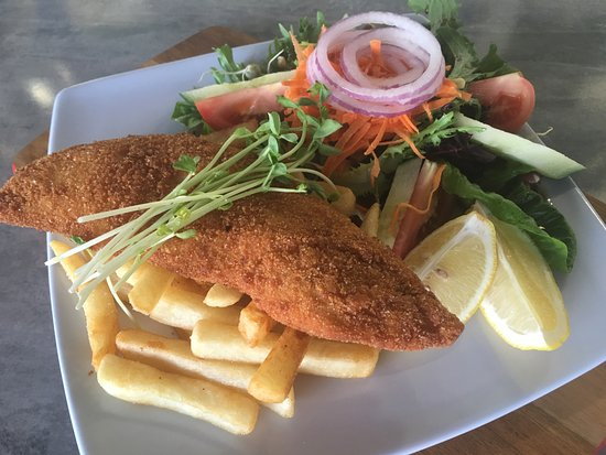 Cedar Park Fish and Chips - Accommodation Whitsundays