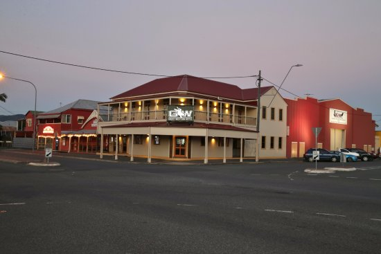 Great Western Hotel - Accommodation Whitsundays
