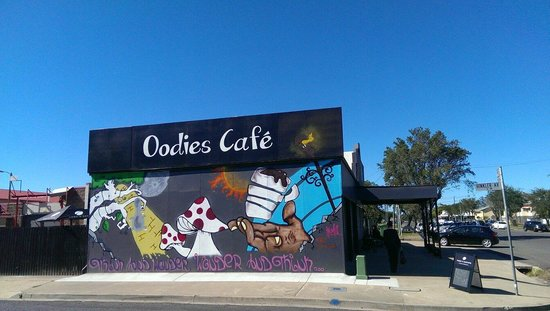 Oodies Cafe - Accommodation Whitsundays