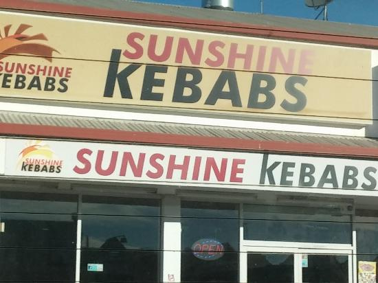 Sunshine Kebabs - Accommodation Whitsundays