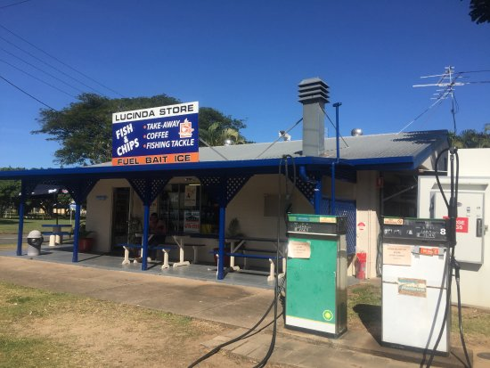Lucinda Jetty Store  Take-Away - Accommodation Whitsundays