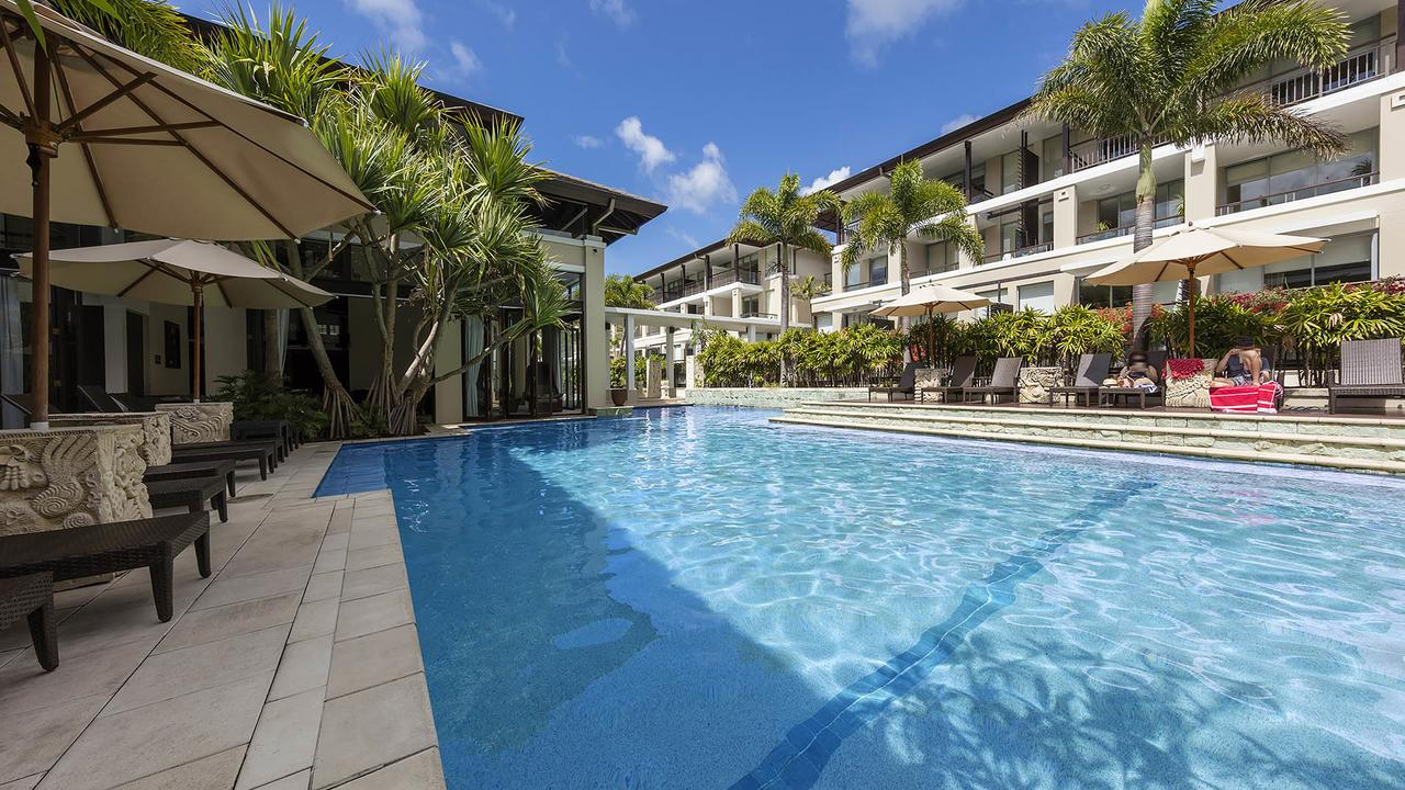 Oaks Santai Resort Casuarina - Accommodation Whitsundays