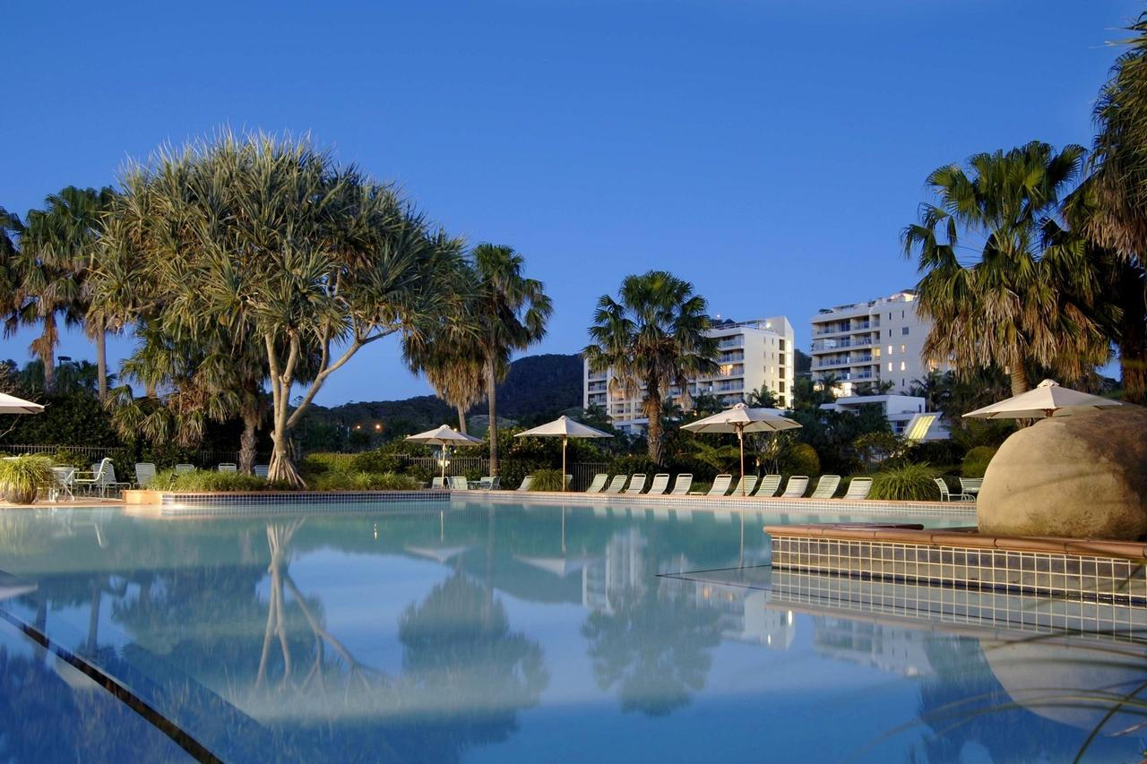 Pacific Bay Resort - Accommodation Whitsundays