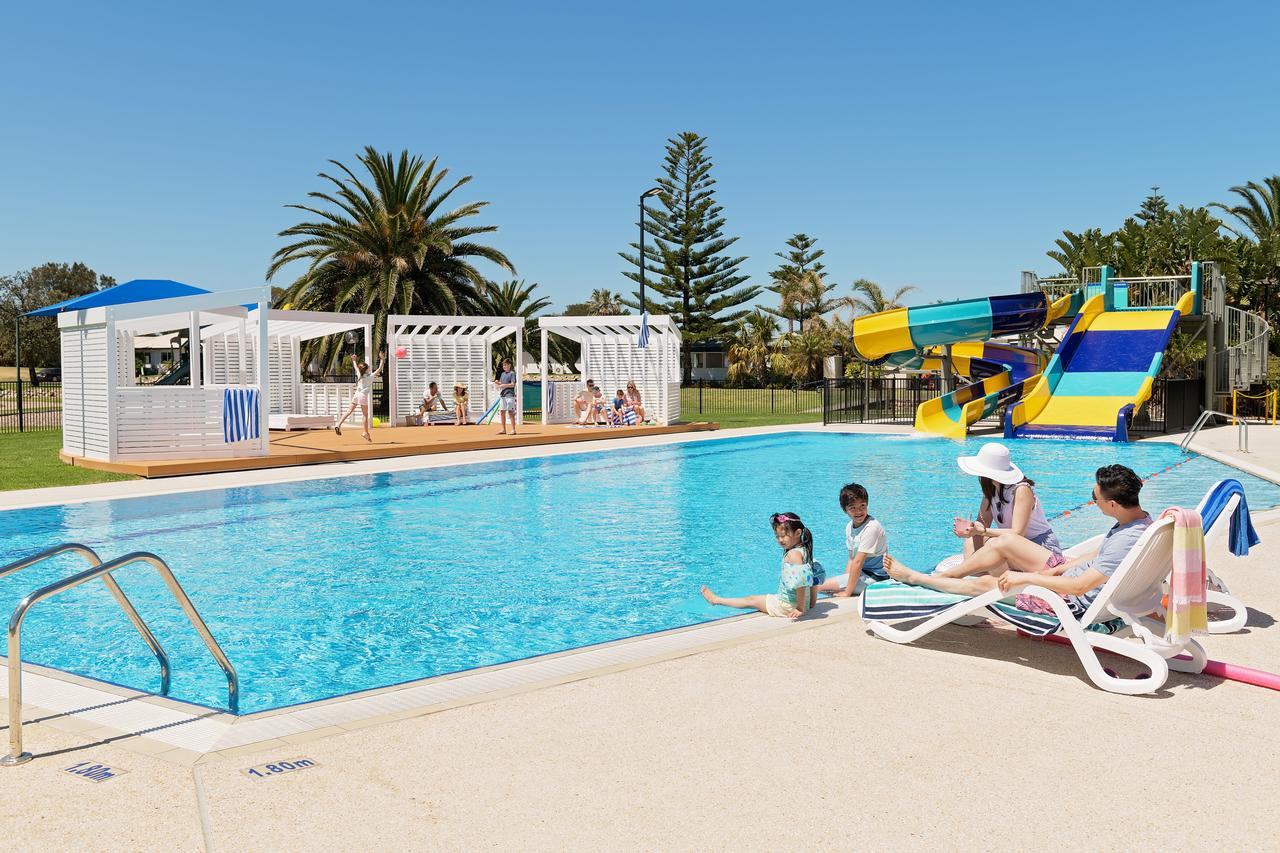 West Beach Parks Resort - Accommodation Whitsundays