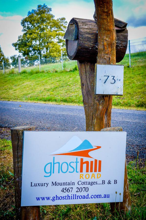 Ghost Hill Road - Accommodation Whitsundays