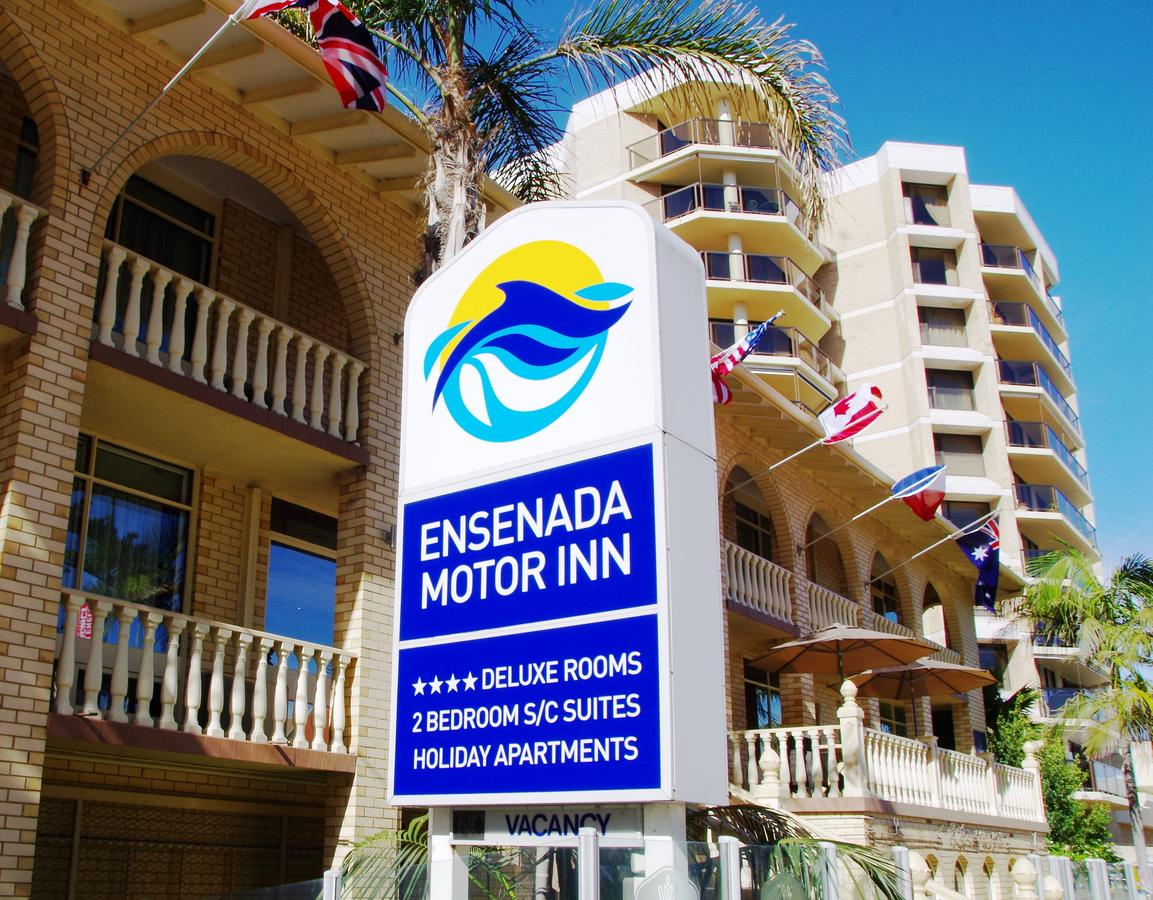Ensenada Motor Inn and Suites - Accommodation Whitsundays