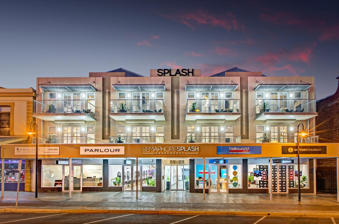 Semaphore Splash Apartments - Accommodation Whitsundays