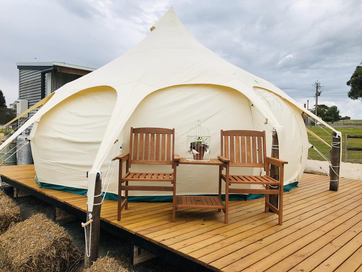 Bukirk Glamping - Accommodation Whitsundays