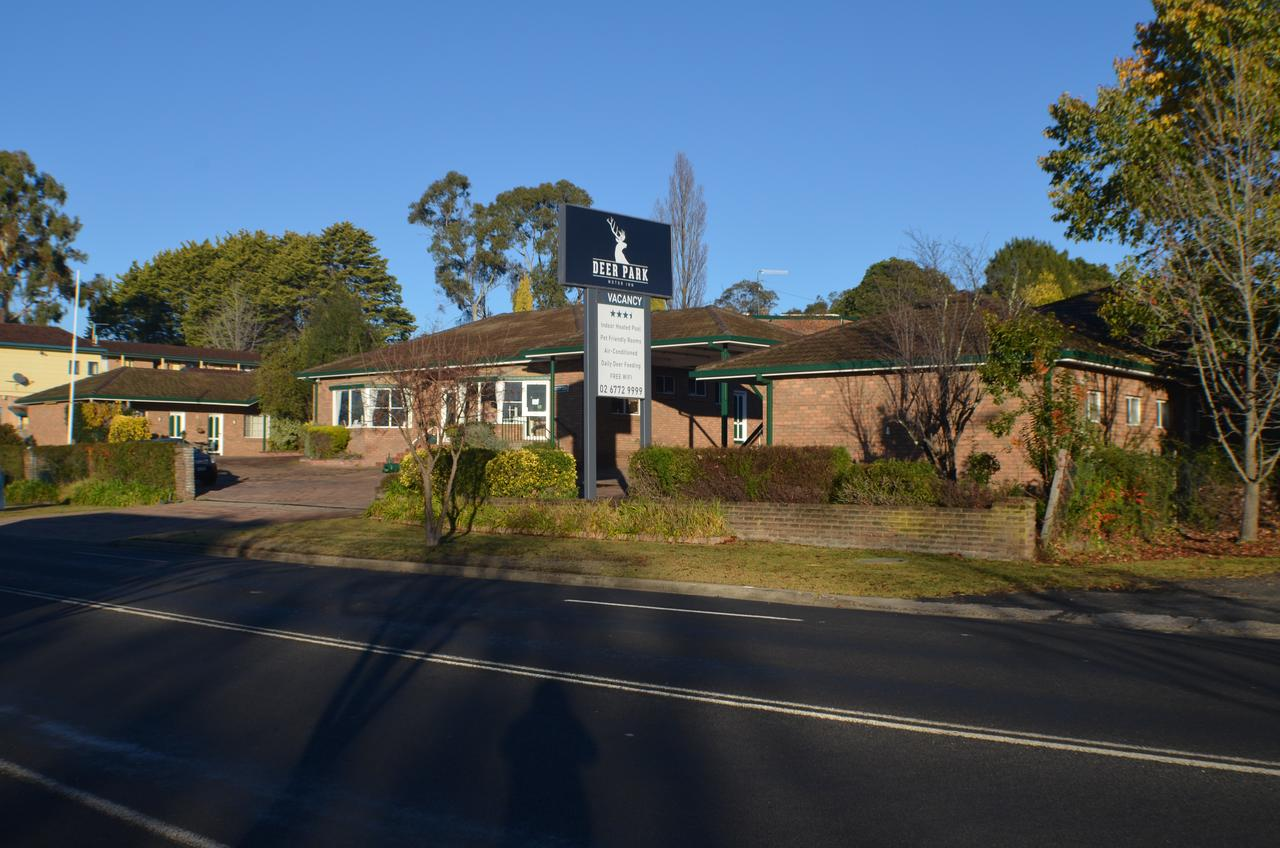 Deer Park Motor Inn - Accommodation Whitsundays