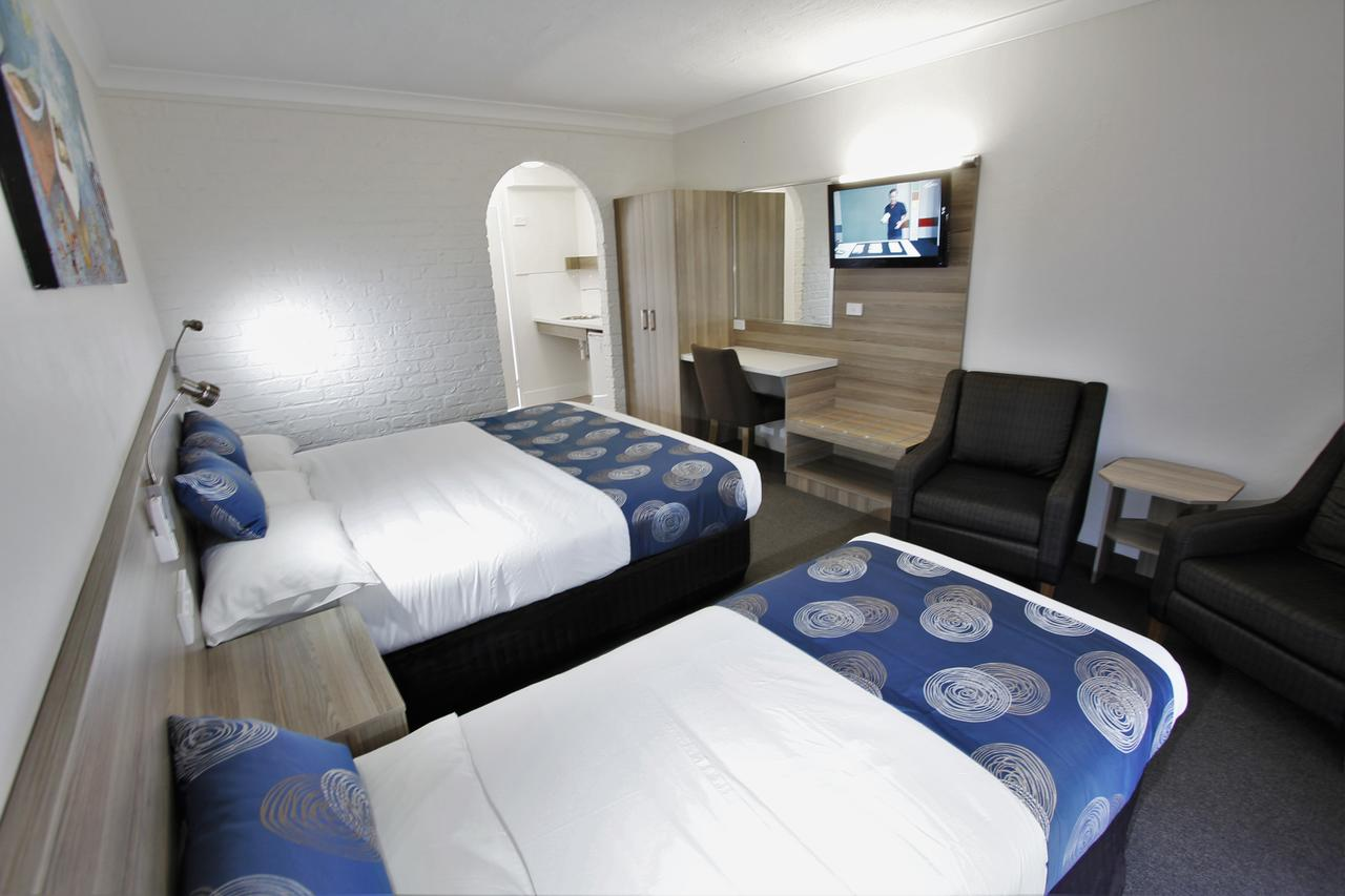 Aston Motel Yamba - Accommodation Whitsundays