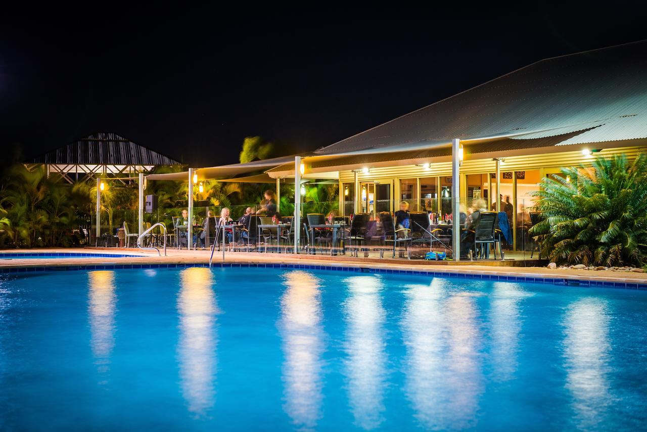 Exmouth Escape Resort - Accommodation Whitsundays