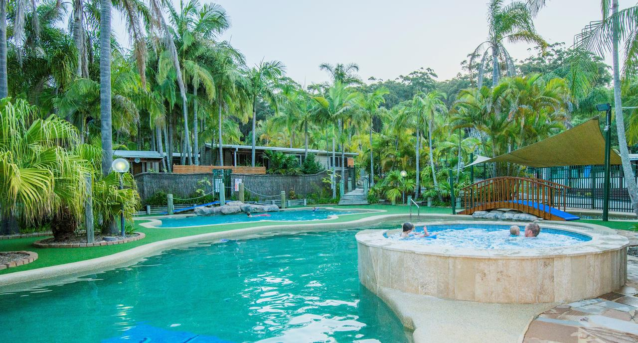The Palms At Avoca - Accommodation Whitsundays