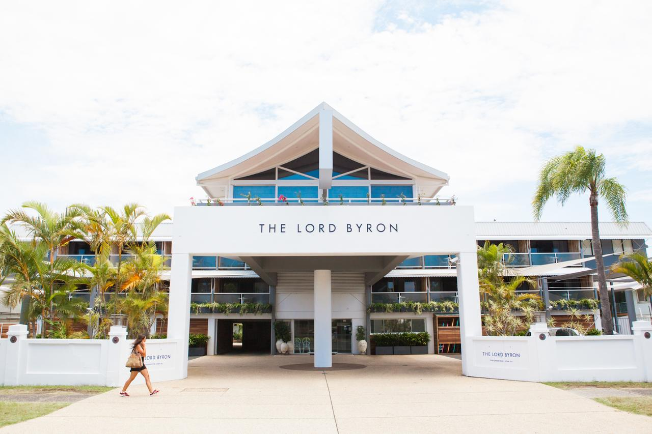 The Lord Byron - Accommodation Whitsundays