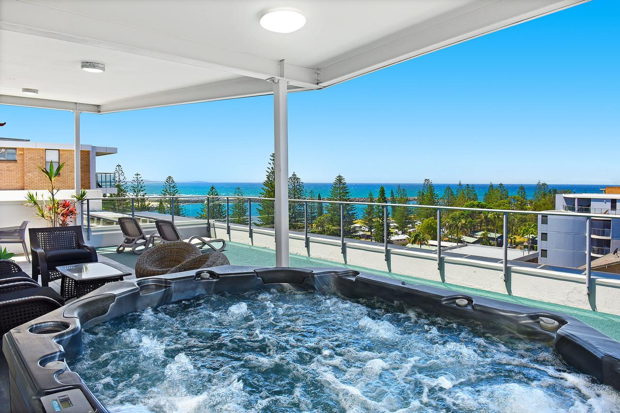 Macquarie Waters Boutique Apartment Hotel - Accommodation Whitsundays