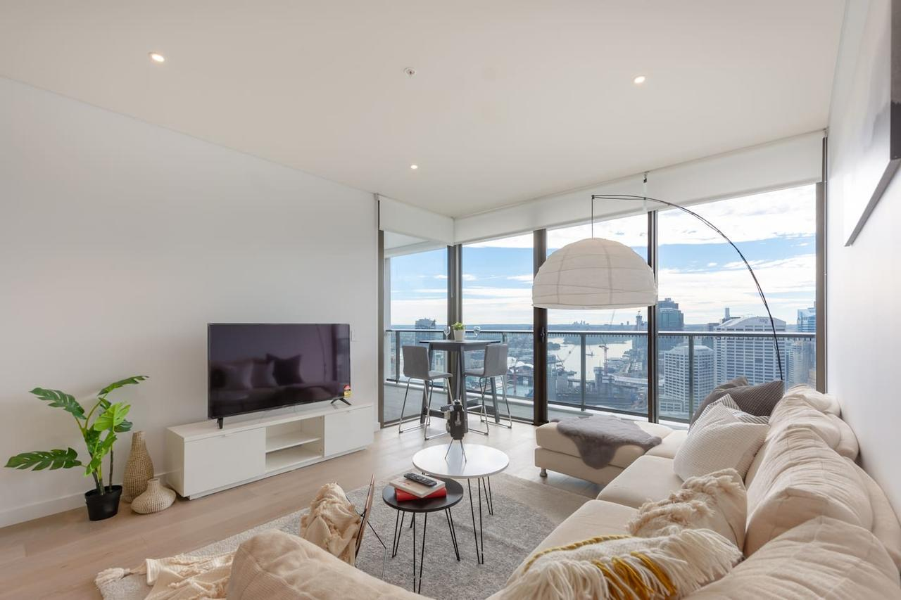 High Rise apt in Heart of Sydney wt Harbour View - Accommodation Whitsundays