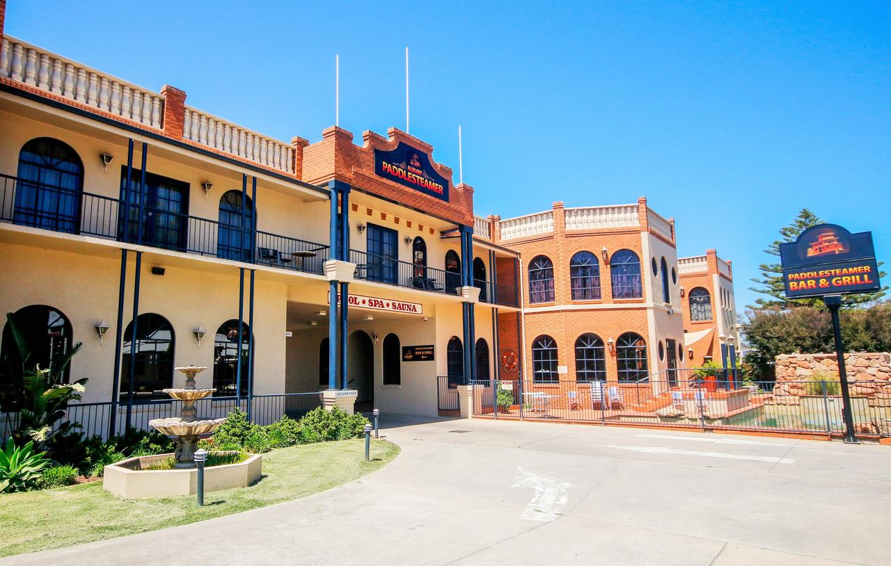 Albury Paddlesteamer Motel - Accommodation Whitsundays