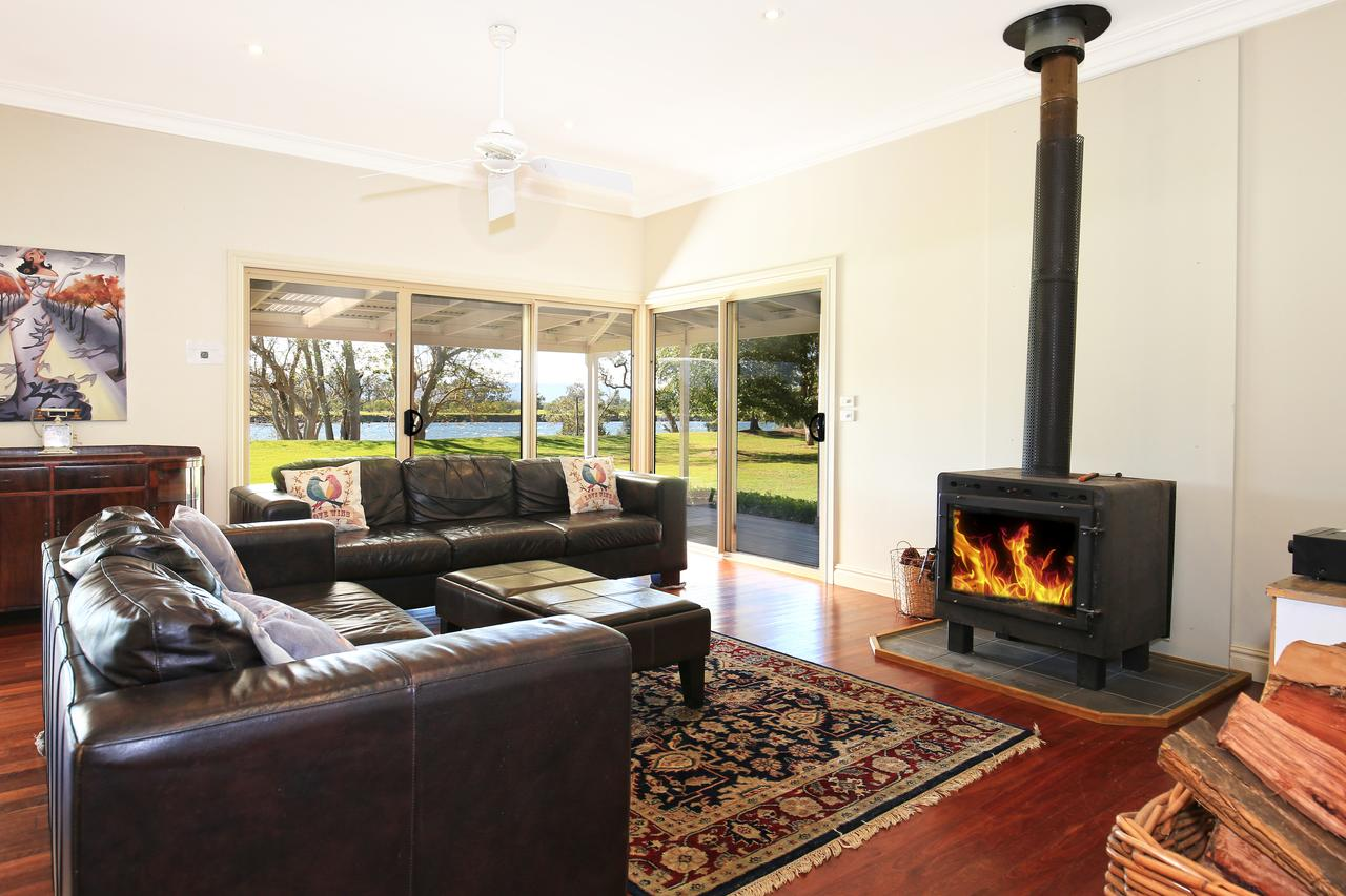Terara Riverside Retreat - Accommodation Whitsundays