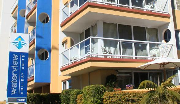 Waterview Apartments - Accommodation Whitsundays