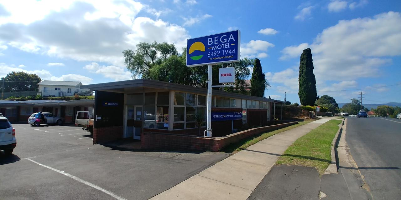 Bega Motel - Accommodation Whitsundays