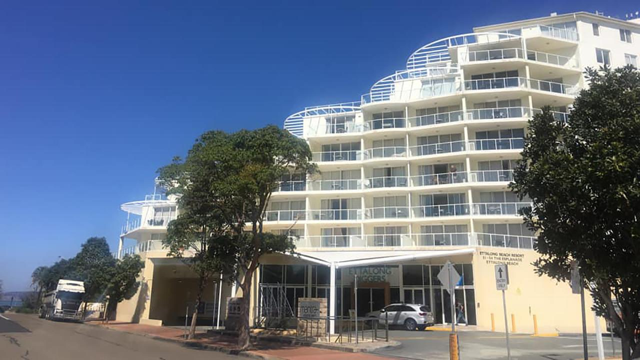 Ettalong Beach Premium Waterview Apartments - Accommodation Whitsundays