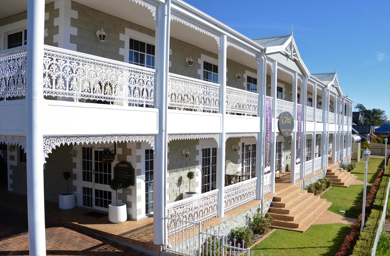 Ashby House Motor Inn - Accommodation Whitsundays