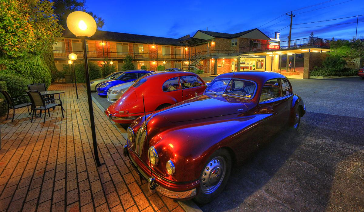Cooma Motor Lodge Motel - Accommodation Whitsundays