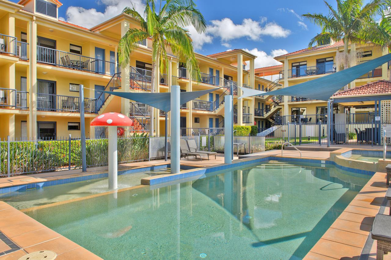 South Pacific Apartments - Accommodation Whitsundays