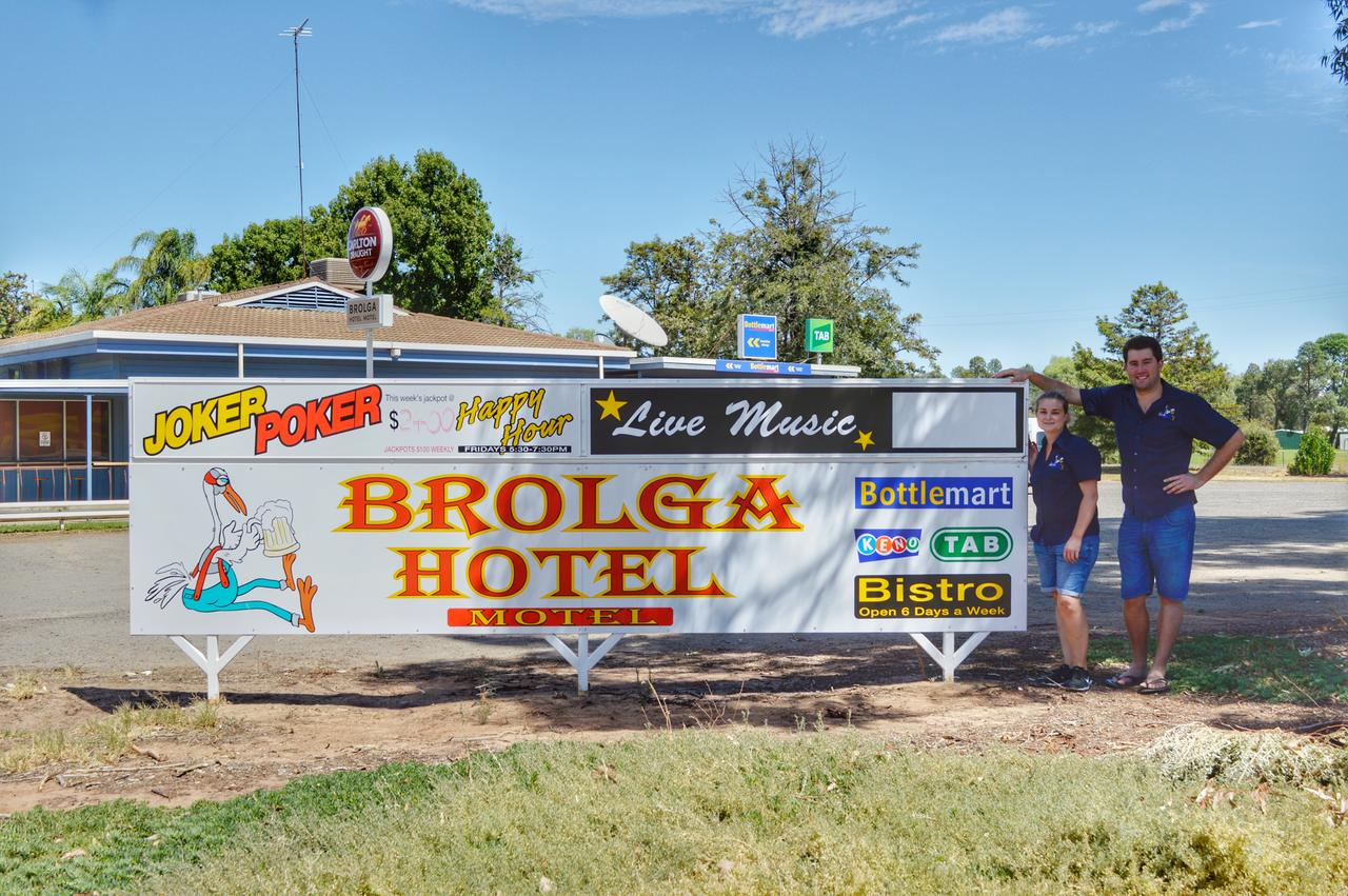 Brolga Hotel Motel - Coleambally - Accommodation Whitsundays