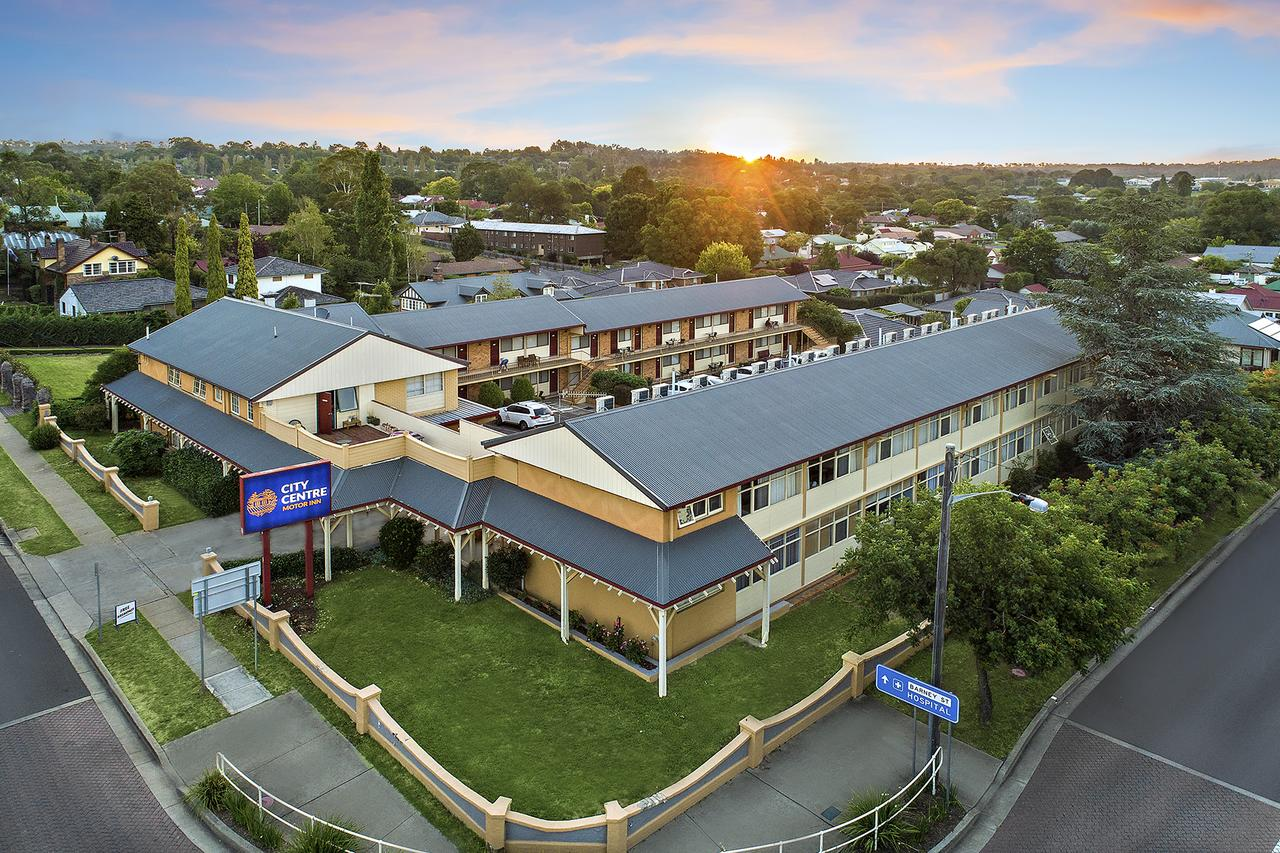 City Centre Motor Inn - Accommodation Whitsundays