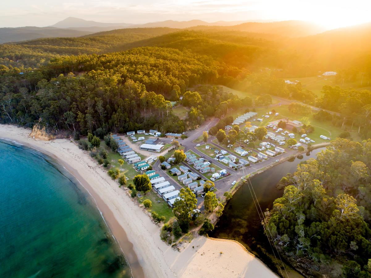 BIG4 Eden Beachfront Holiday Park - Accommodation Whitsundays
