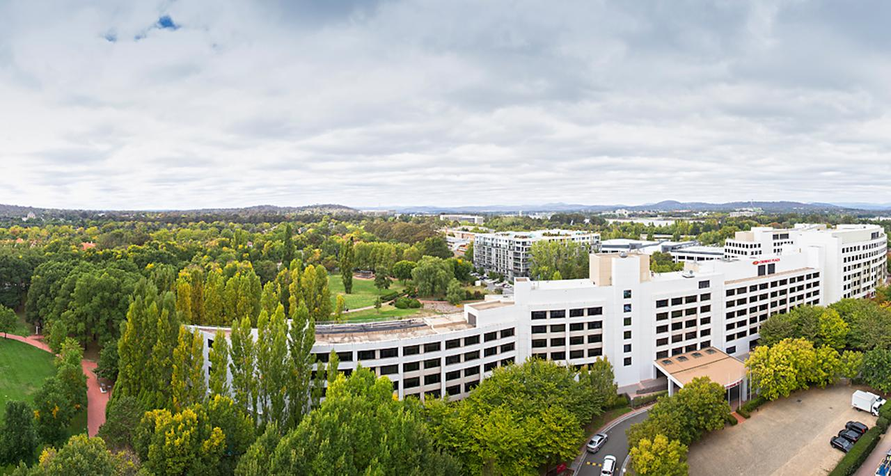 Crowne Plaza Canberra - Accommodation Whitsundays