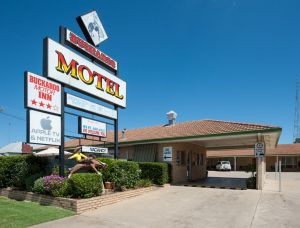 Buckaroo Motor Inn - Accommodation Whitsundays