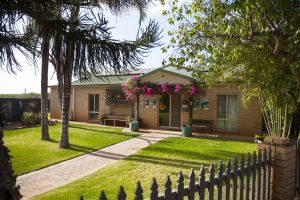 Capricorn Holiday Park - Accommodation Whitsundays