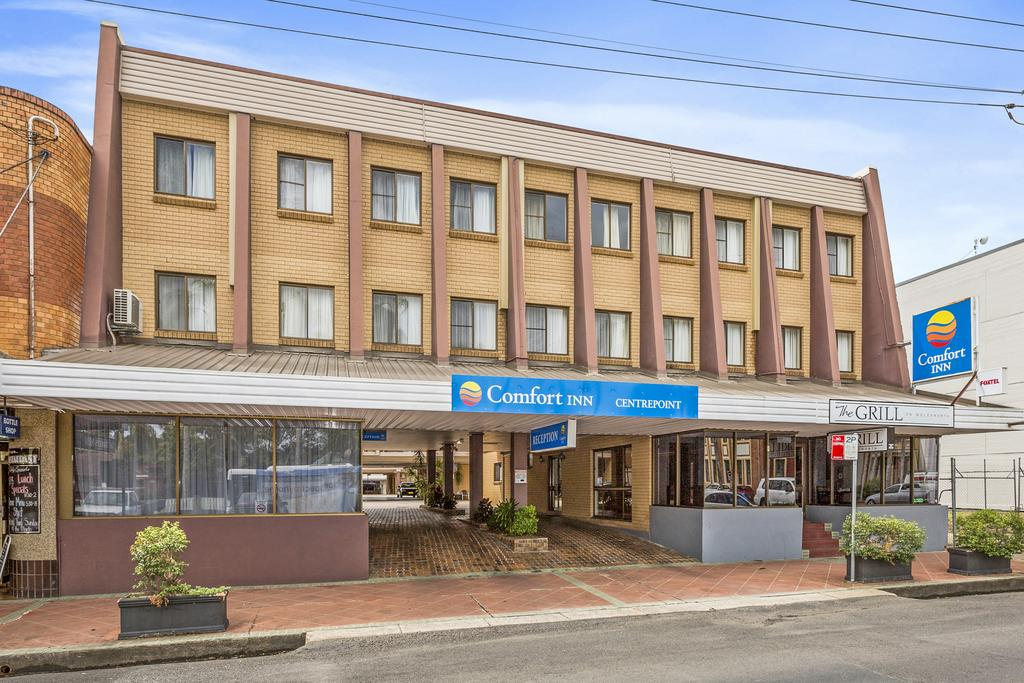 Comfort Inn Centrepoint Motel - Accommodation Whitsundays