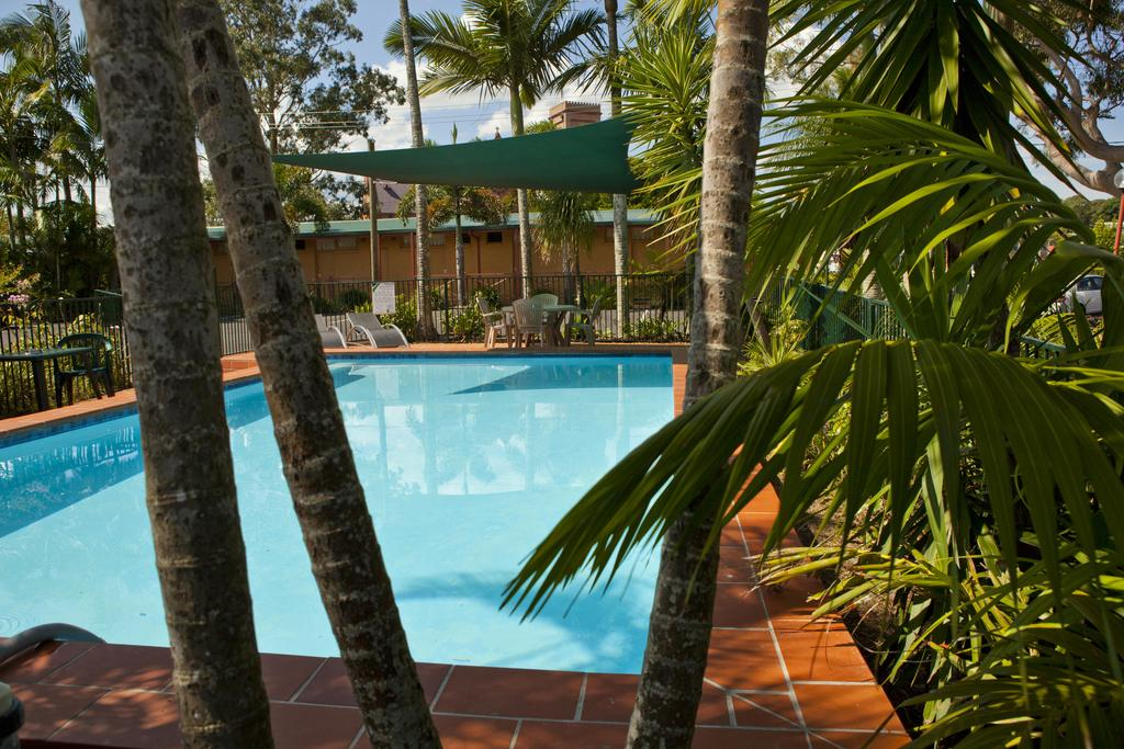 Dawson Motor Inn - Accommodation Whitsundays
