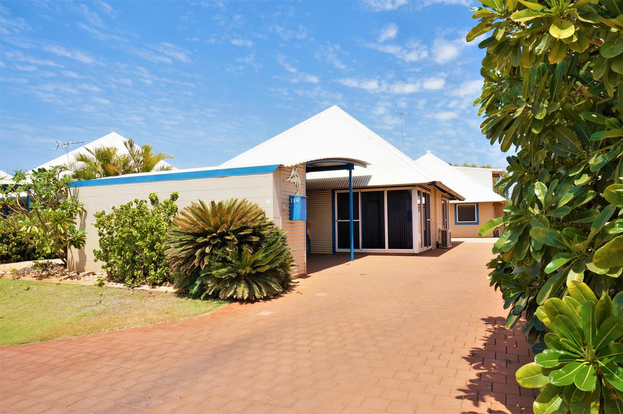 Osprey Holiday Village Unit 119 - Close to the pool - Accommodation Whitsundays