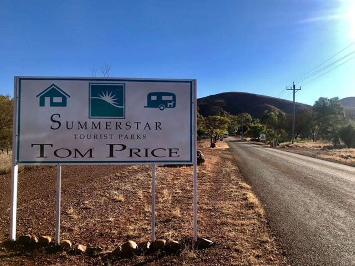 Tom Price Tourist Park - Accommodation Whitsundays