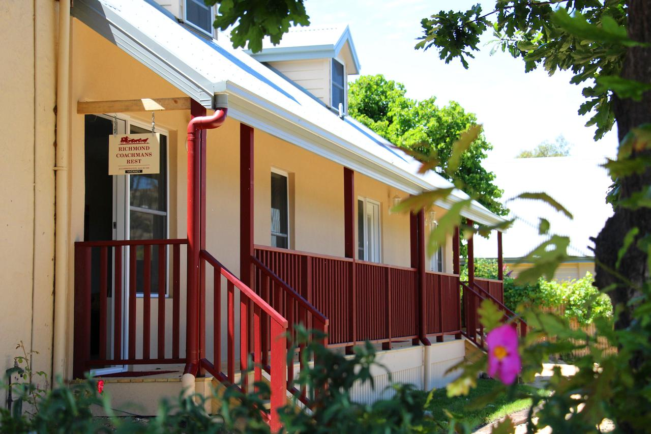 Richmond Coachmans Rest - Accommodation Whitsundays
