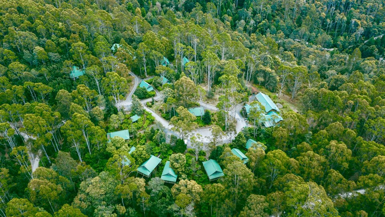 Lemonthyme Wilderness Retreat - Accommodation Whitsundays