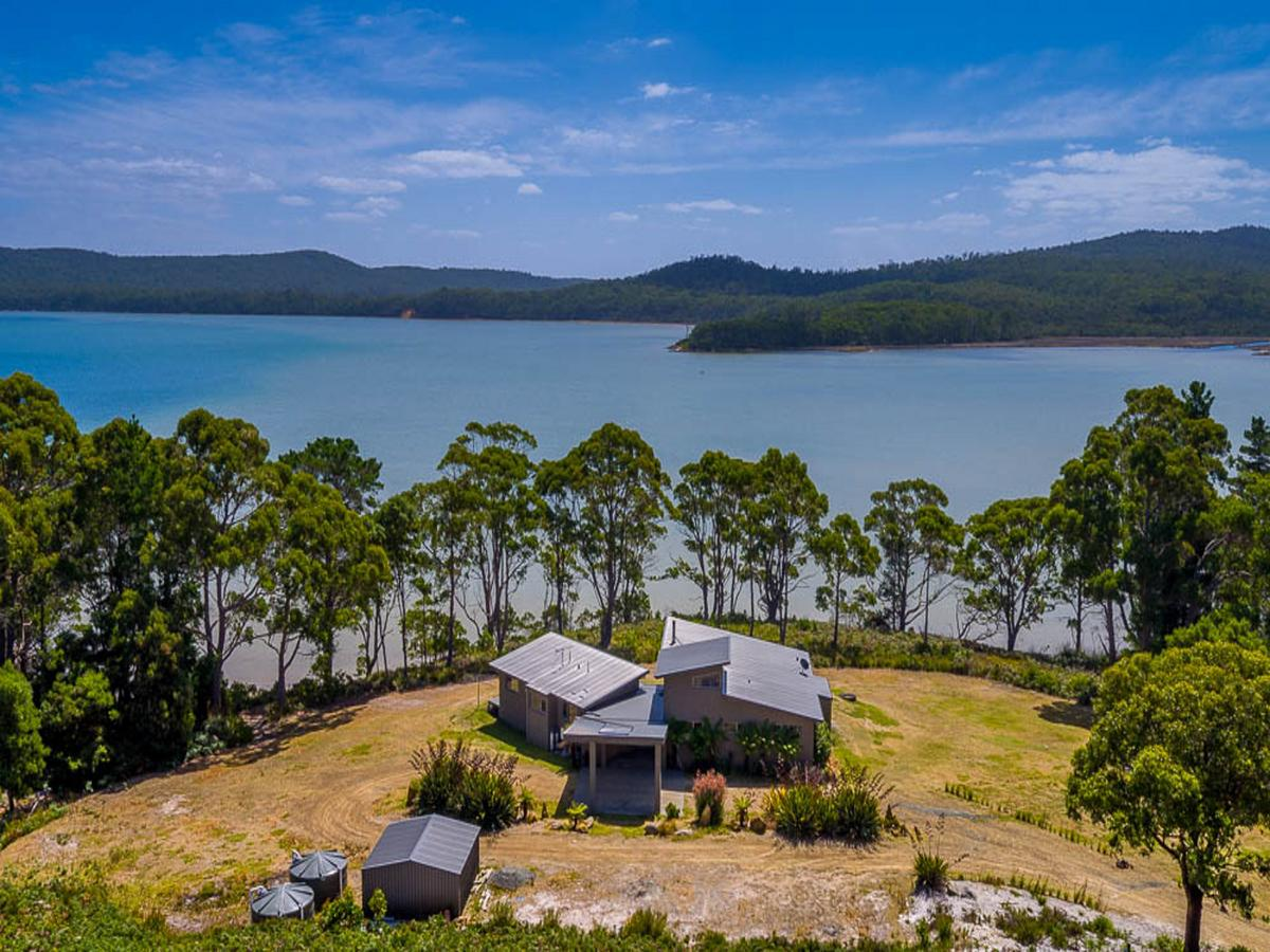 Cloudy Bay Lagoon Estate - Accommodation Whitsundays