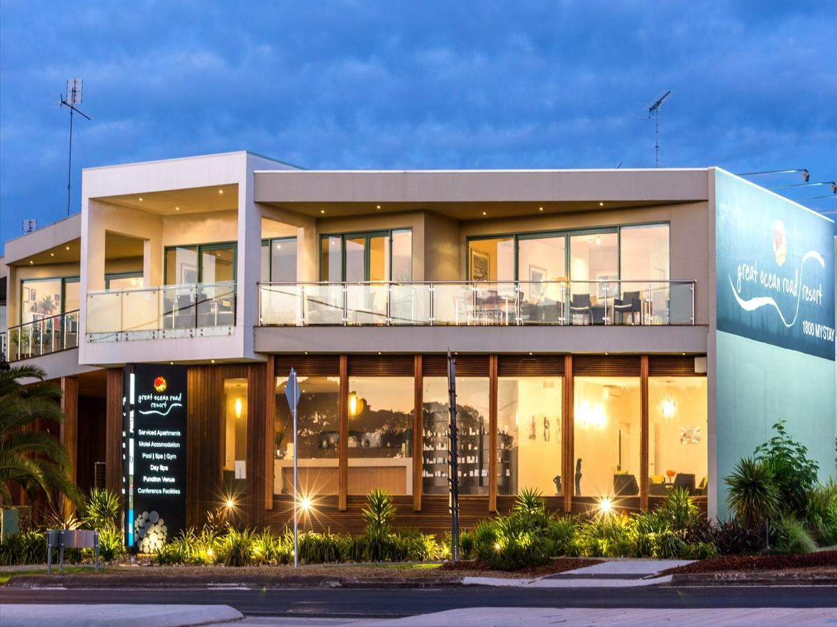 Great Ocean Road Resort - Accommodation Whitsundays