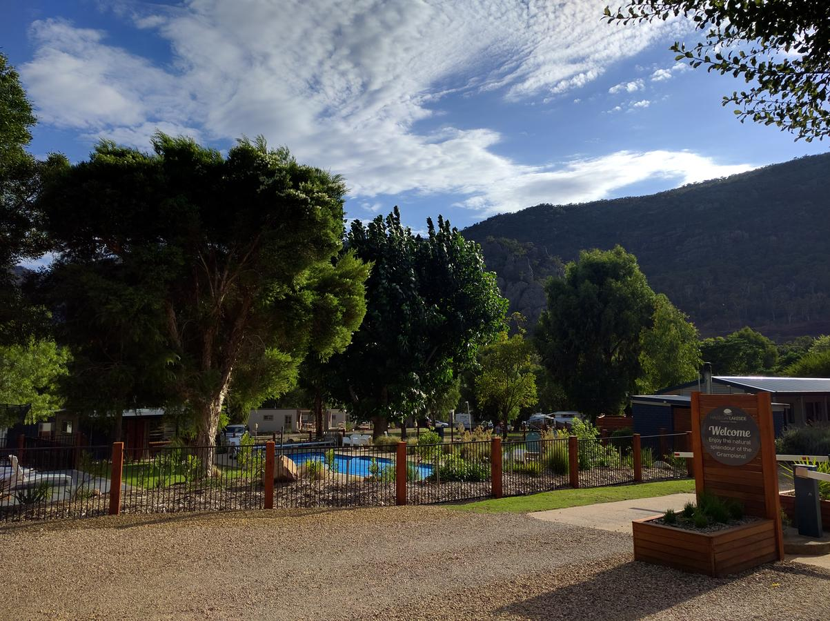 Halls Gap Lakeside Tourist Park - Accommodation Whitsundays
